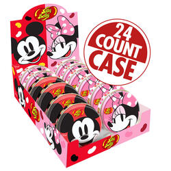 Disney© Mickey Mouse and Minnie Mouse Halloween 1 oz Tin - 24 Count Case