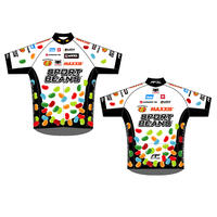 Jelly Belly 2014 Pro Cycling Team Jersey - Adult - Extra Small