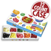10-Flavor Sugar-Free Jelly Bean Gift Box - 12-Count Case