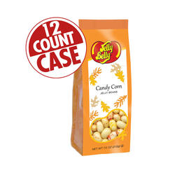 Candy Corn Jelly Beans Gift Bag - 7.5 oz Bags - 12-Count Case