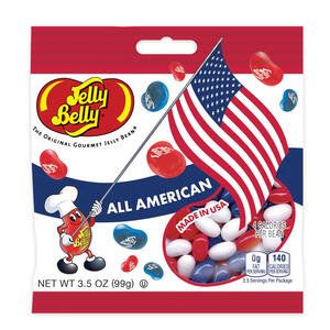 All American Mix Jelly Beans - 3.5 oz Bag