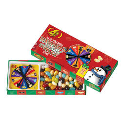 Naughty or Nice Jelly Bean Spinner Gift Box