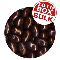 Jelly Bean Chocolate Dips<sup>&reg;</sup> - Mint - 10 lbs bulk