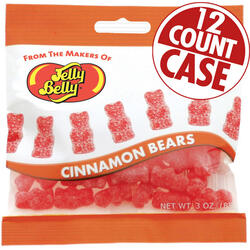 Unbearably HOT Cinnamon Bears 2.3 lb Case