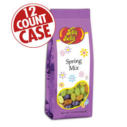 Jelly Belly Spring Mix - 7.5 oz Gift Bags - 12-Count Case