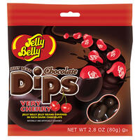 Jelly Bean Chocolate Dips<sup>®</sup> - Very Cherry - 2.8 oz bag