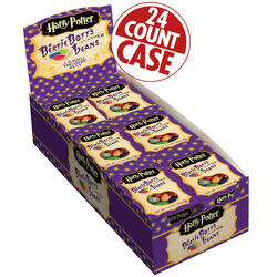 Harry Potter™ Bertie Botts Every Flavour Beans - 1.2 oz boxes - 24-Count Case