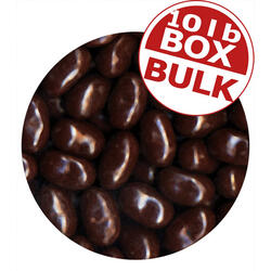 Jelly Bean Chocolate Dips<sup>&reg;</sup> - Coconut - 10 lbs bulk