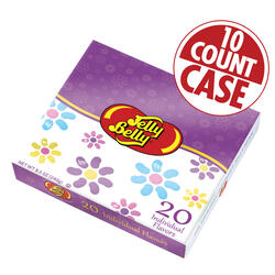 Jelly Belly Beananza 20-Flavor Gift box with Easter Sleeve - 10-Count Case