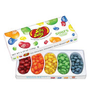 5-Flavor Sours Jelly Bean Gift Box