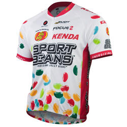 Jelly Belly 2012 Pro Cycling Team Jersey - Adult - Large