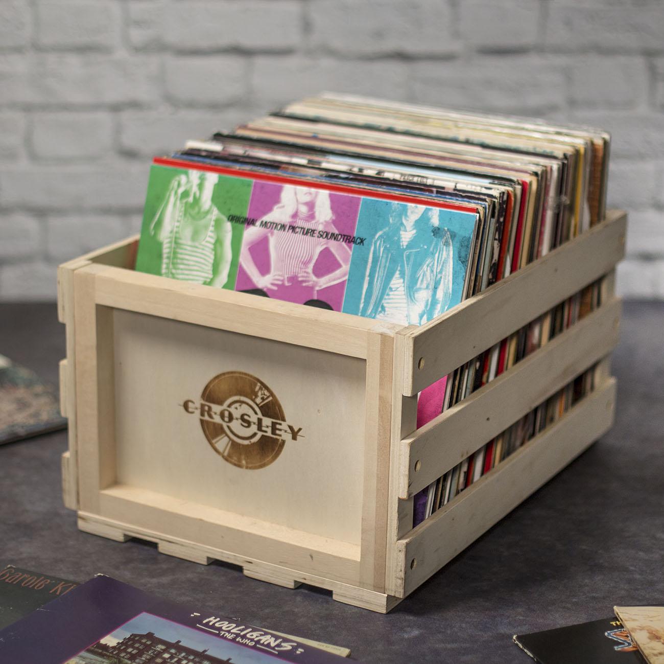 How to store vinyl