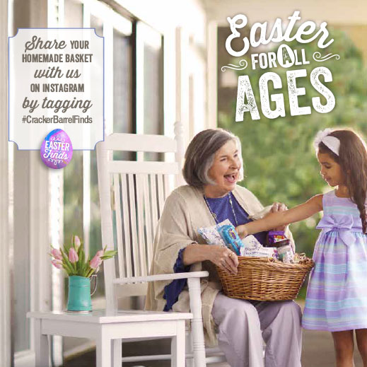 Easter for all Ages Brochure