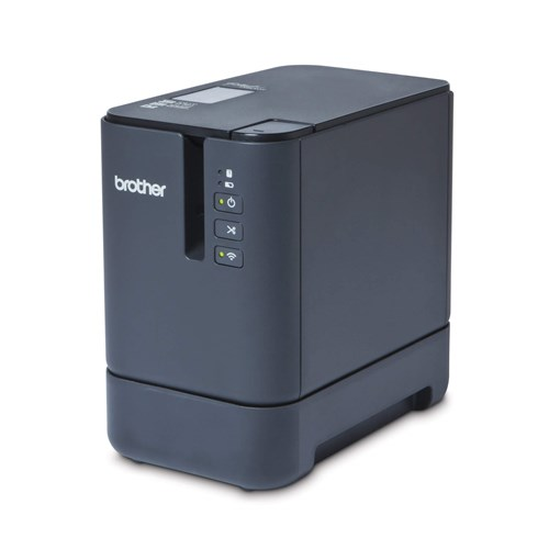 Brother PT-P900W Desktop Laminated Label Printer