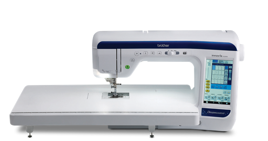 QUILTING & EMBROIDERY MACHINES