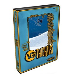 Videograss Trick Tips DVD