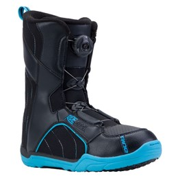 Ride Youth Spark Boa Grom Snowboard Boots '14