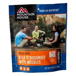 Mountain House Beef Stroganoff Entree