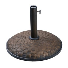 LB International Weave 55lb Umbrella Base