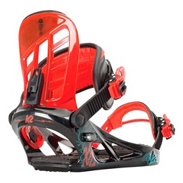 K2 Youth Vandal Snowboard Bindings '16