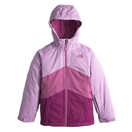 The North Face Girl's Brianna Insulated Ski Jacket