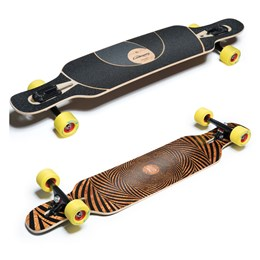 Loaded Boards Tan Tien Topo Flex 1 Longboard