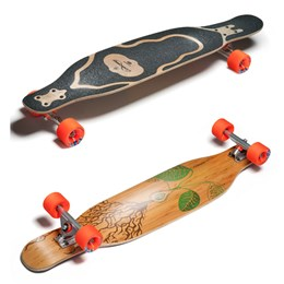 Loaded Boards Fatail Flex 2 Longboard