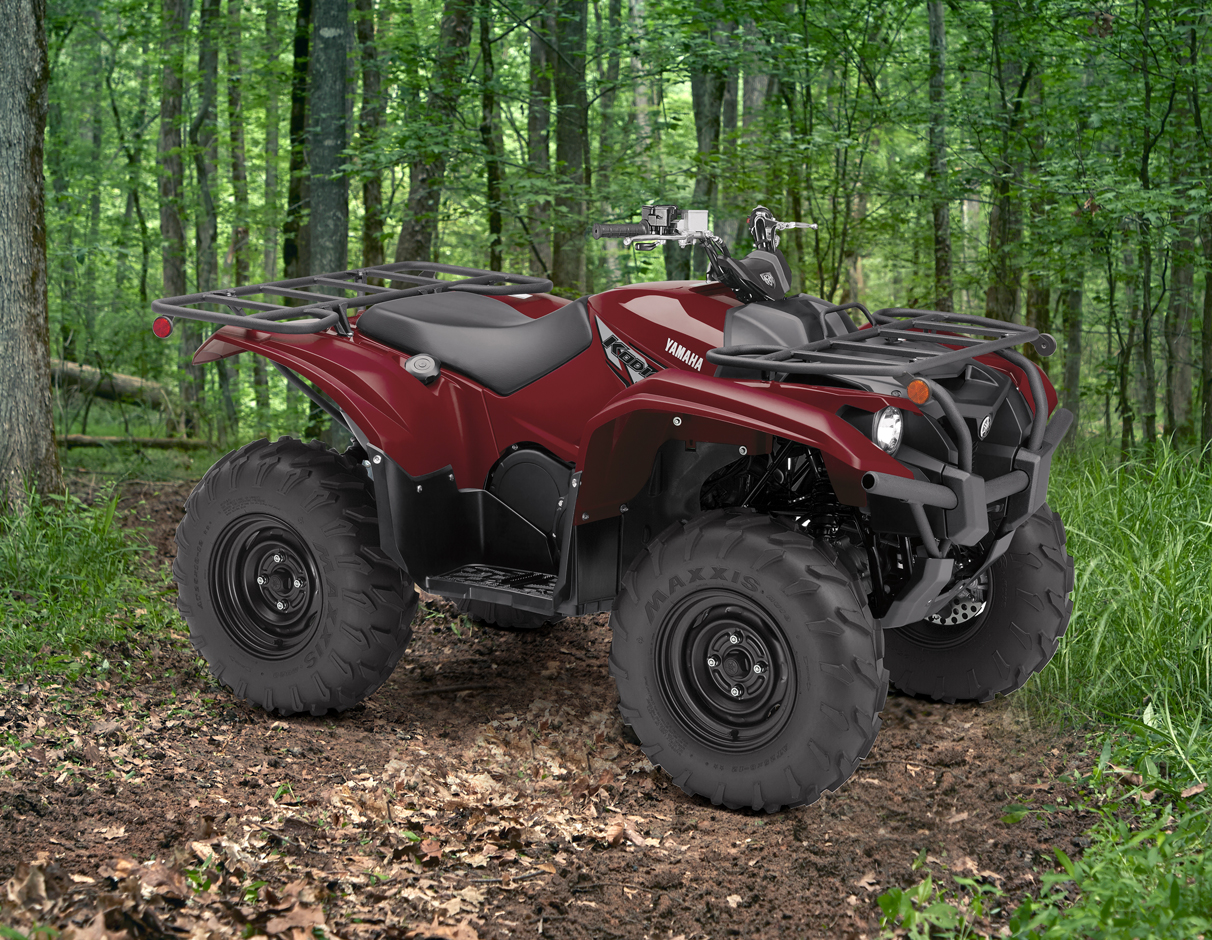 Action image of 2020 KODIAK 700